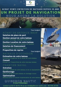 Avoir un bateau à Quiberon